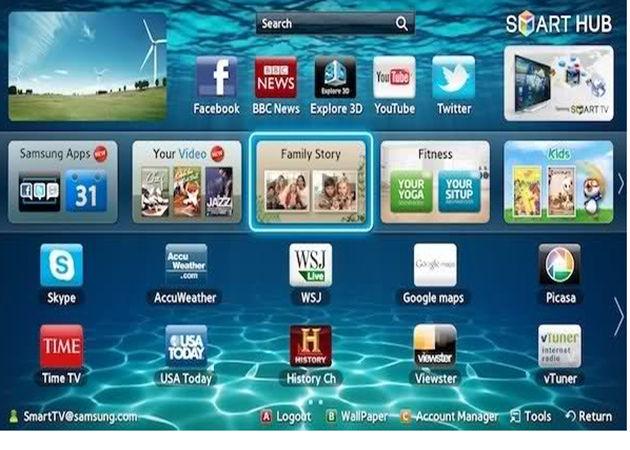 Samsung muestra en el CES los TV más potentes y conectados