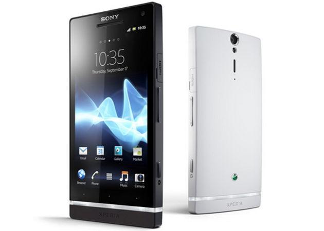 El smartphone Xperia S marca el camino de Sony sin Ericsson