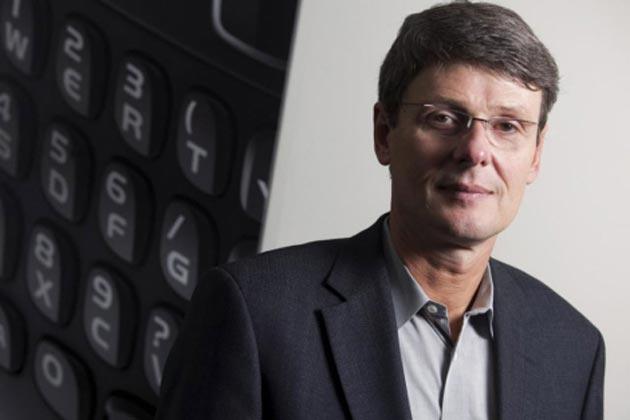 Thorsten Heins, nuevo director ejecutivo de RIM