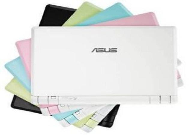 Asus aumentará la distribución de notebooks en un 30%