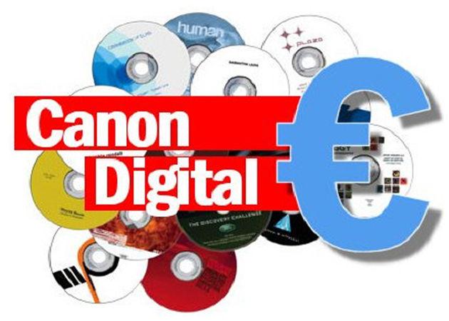 Canon digital suprimido; reglamento Ley Sinde aprobado