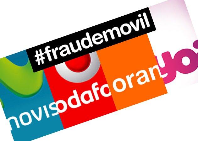 FACUA denuncia a Movistar, Vodafone, Orange y Yoigo por competencia desleal