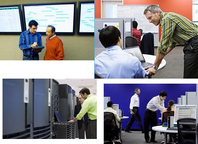 Nuevos servicios de HP para llegar a ser empresa Instant-On
