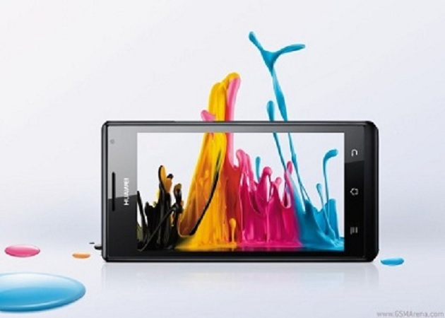 Huawei presenta el smartphone más delgado del mercado