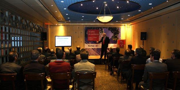 """Fujitsu e Ibercaja celebran """"30 años de relación y confianza"""""""
