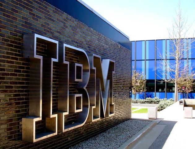 IBM cierra 2011 con un 7% más de beneficios anuales