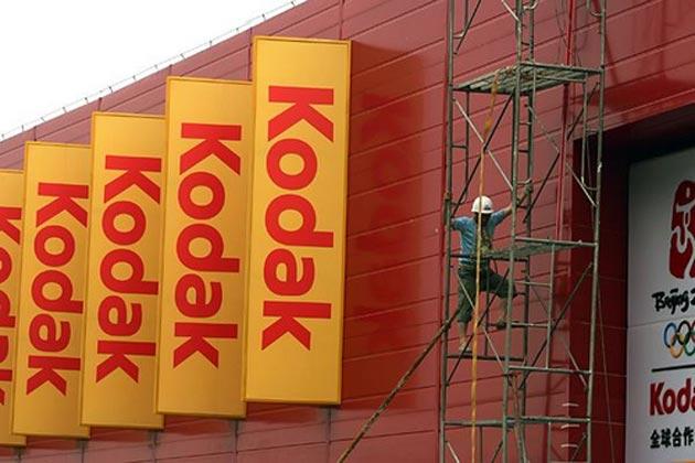 Kodak se declara en bancarrota para reorganizar su negocio