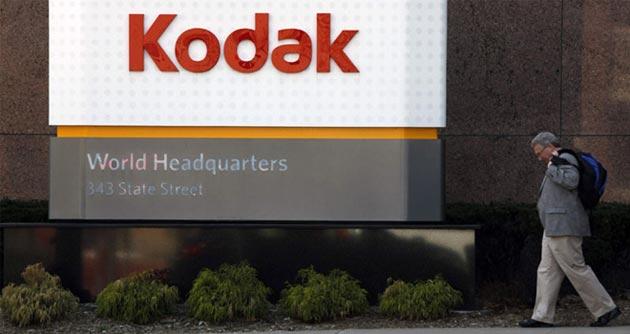 Kodak, al borde de la bancarrota