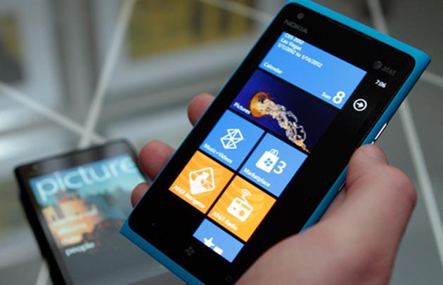 Lo último de Nokia y MS para profesionales: Nokia Lumia 900