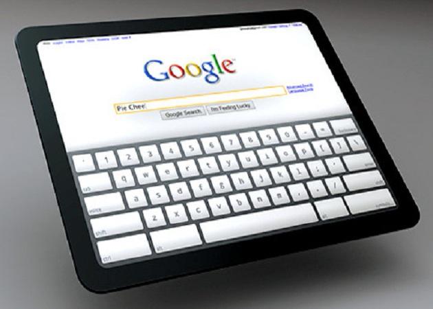 La tablet de Google será de 7 pulgadas