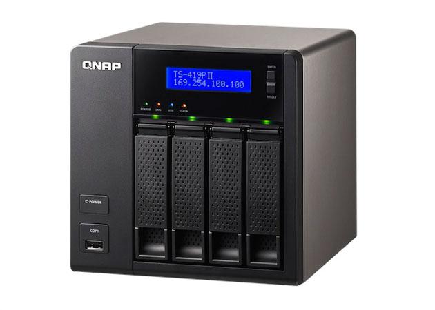 Análisis QNAP TS-419P+ Turbo NAS