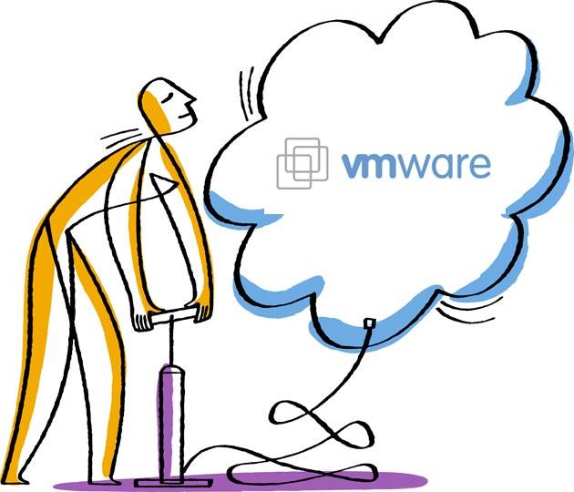 VMware crece un 32% en 2011