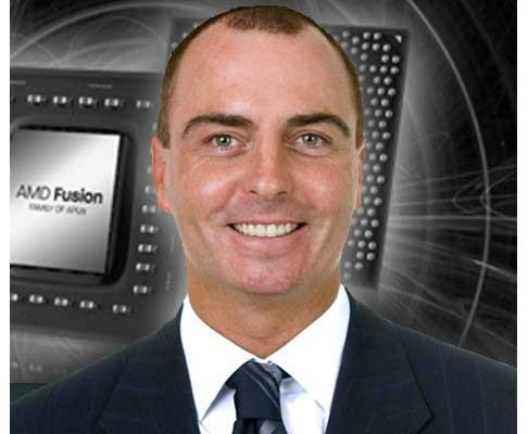 AMD asciende a John Byrne para renovar al completo su cuadro de dirección