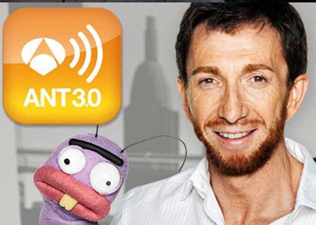 Antena 3 presenta ANT3.0 como futuro de la televisión móvil