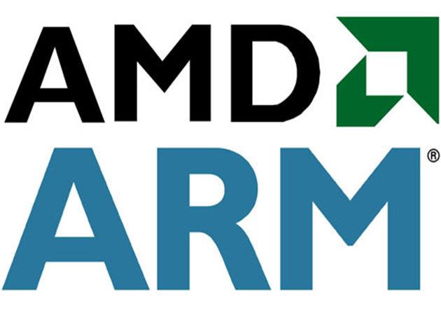 AMD abre la puerta a chips ARM para combatir a Intel