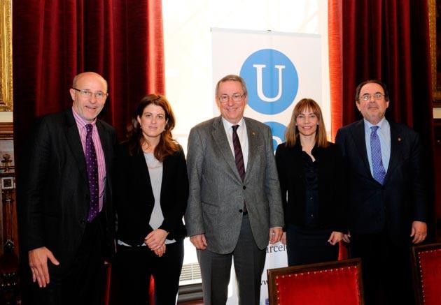 Acuerdo Universidad de Barcelona y Microsoft