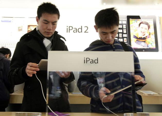 Proview consigue prohibir la venta del iPad en China