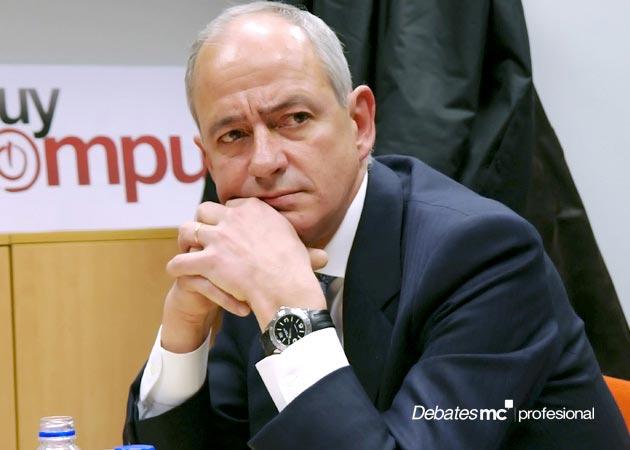 José Manuel Cervera-Conte, de Canon