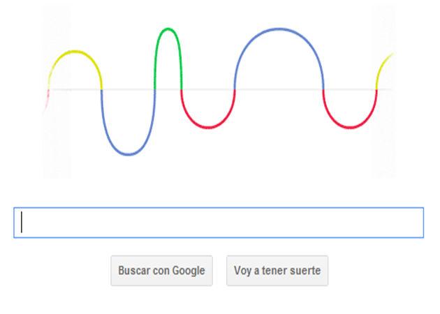 Google Doodle homenajea a Rudolf Hertz, padre de las telecomunicaciones