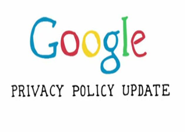 Europa le pide a Google que posponga la implantación de su nueva política de privacidad