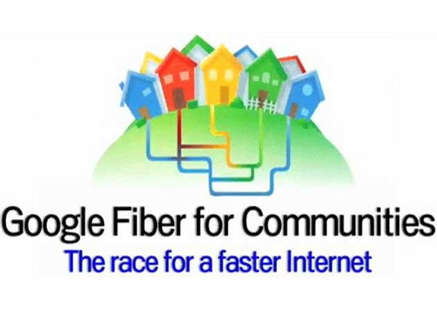 Google comienza a cablear la super-red de fibra en Kansas