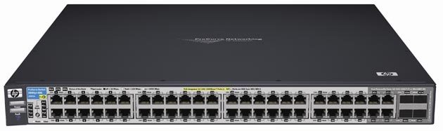 Nuevo portfolio de switches HP para OpenFlow