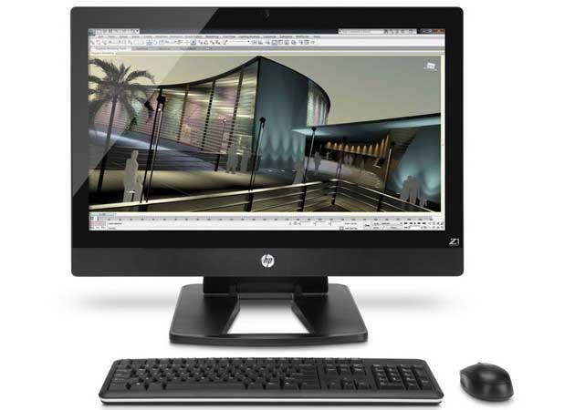 HP presenta el Z1, primer workstation 'todo en uno' del mercado