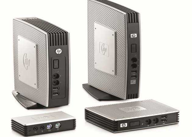HP introduce nuevos Thin Client t610 y t510