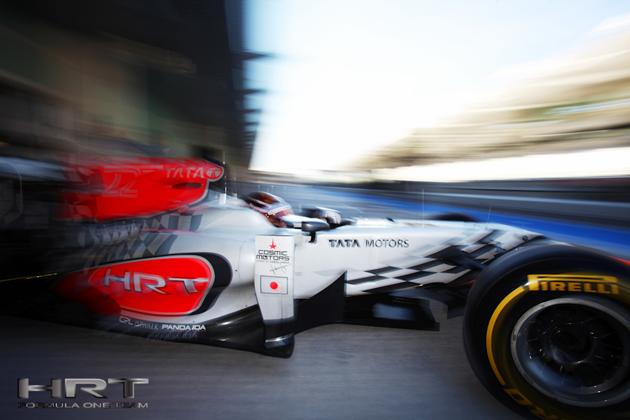 Seguridad en la nube para el equipo de Fórmula 1 HRT