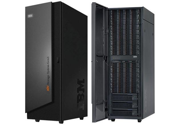 IBM XIV Gen3, la nueva generación de almacenamiento