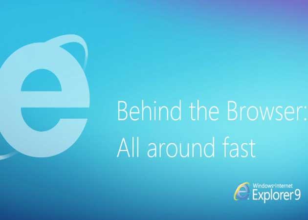 Recorremos el impresionante IE Performance Lab de Microsoft