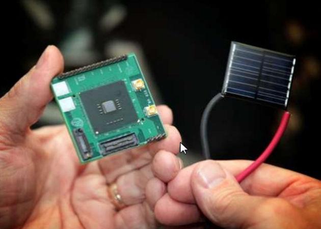 Energía solar para alimentar CPU, GPU y memorias bajo tecnología Intel