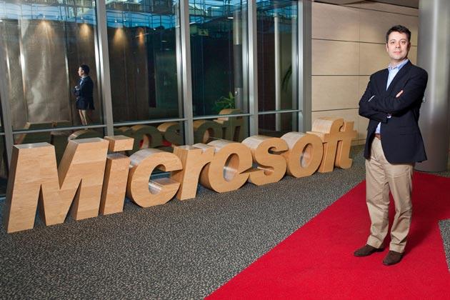 Nicolás Herman, nuevo director financiero de Microsoft Ibérica
