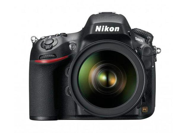 Nikon D800, lanzamiento oficial