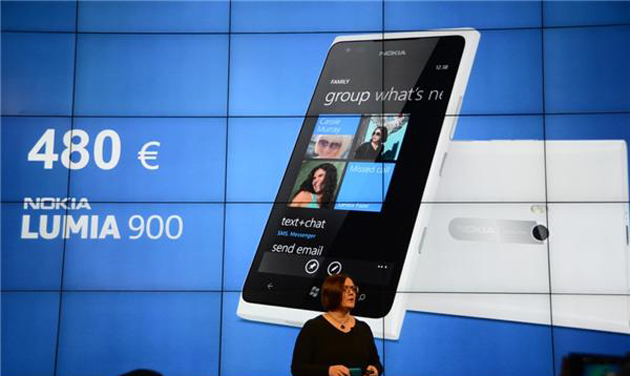 Nokia en el MWC 2012