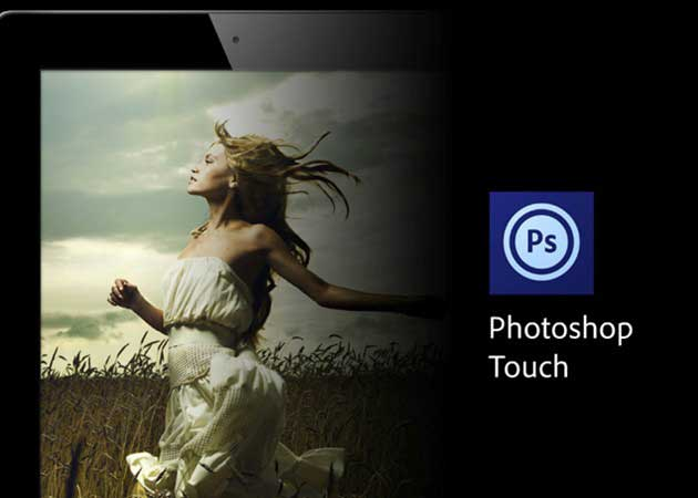 Adobe Photoshop Touch para iPad 2 llega a la App Store