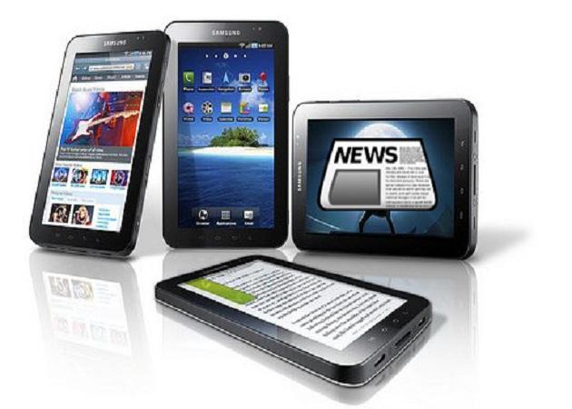 Samsung desvela su nueva tablet