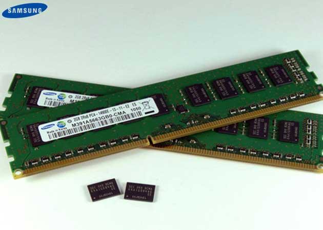 Samsung e Hynix muestran memorias RAM DDR4 en el ISSCC