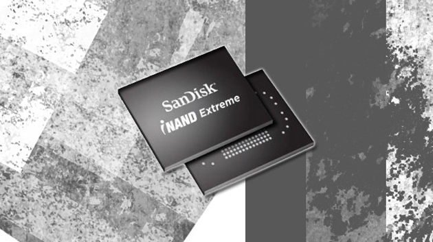 SanDisk iNand