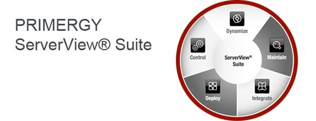 Fujitsu PRIMERGY ServerView aporta los últimos estándares de virtualización