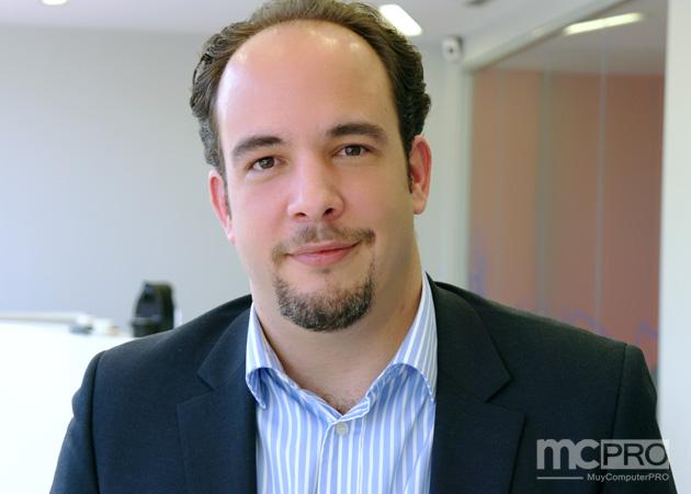 """Alejandro Solana, de VMware: """"VMware ya no es una empresa de virtualización"""""""