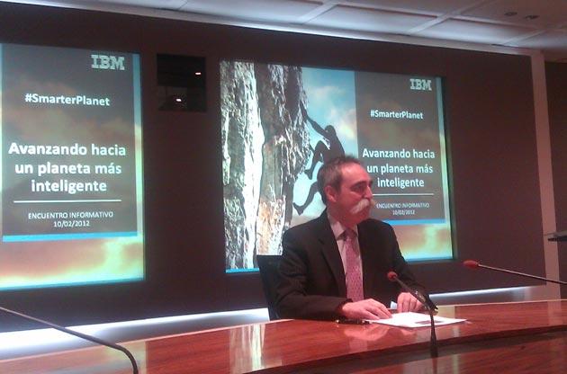 El 'Planeta Inteligente' de IBM en cifras y hechos