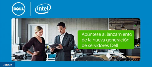 Intel y Dell presentarán los servidores DellTM PowerEdgeTM 12G en un evento