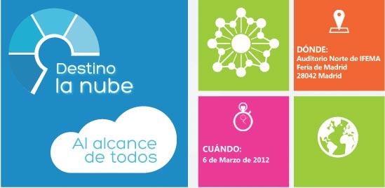 Microsoft celebra una nueva edición de 'Destino la Nube' los días 6 y 7 de marzo