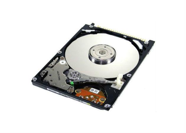 La producción de discos duros, todavía en recuperación