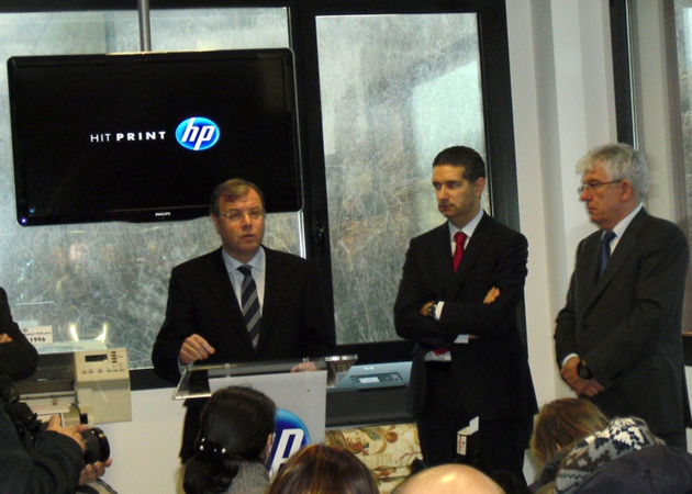 HP abre en León nueva área I+D del ecosistema ePrint&Share
