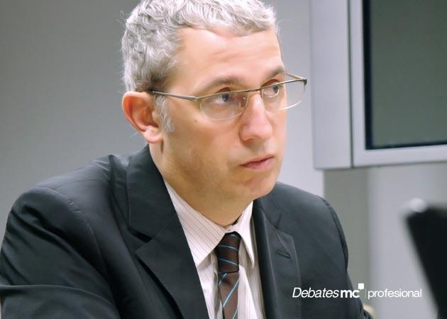 Enric Vilagrán, de HP