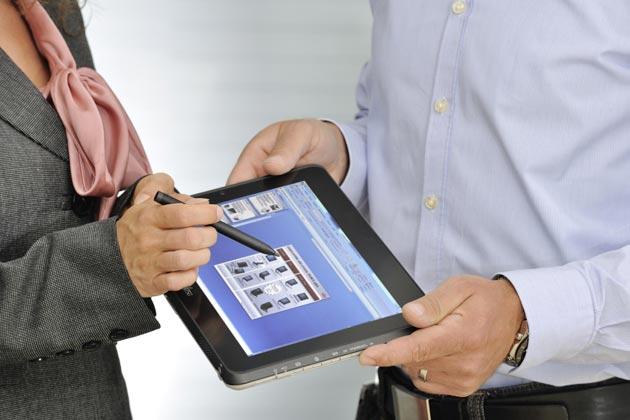 Fujitsu STYLISTIC Q550 para la educación digital