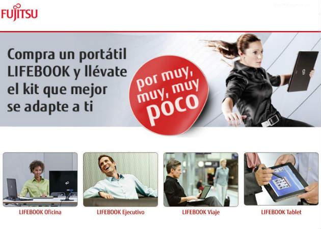 Fujitsu se adapta a cada tipo de profesional en su portátiles LIFEBOOK