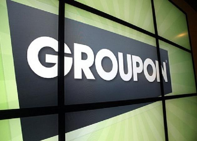 Malos resultados para Groupon en el cuarto trimestre